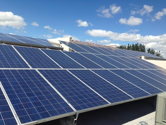 solar panel cancun